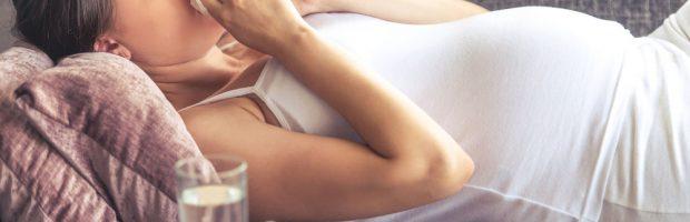 Dra Patricia Gripe durante el embarazo